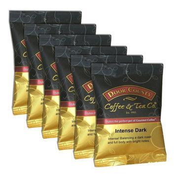 Door County Coffee Intense Dark Ground Coffee 6-pk, Multicolor