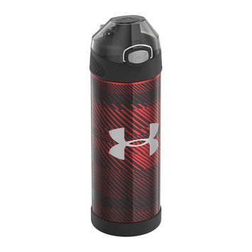 Under Armour 16-oz. Stainless Steel Vacuum Insulated Bottle, Red