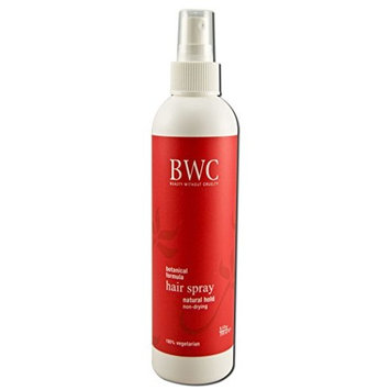 2 Packs of Beauty Without Cruelty Natural Hold Hair Spray