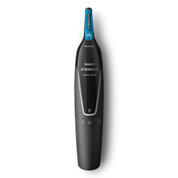 Philips Norelco 3500 Precision Nose Trimmer, Multicolor