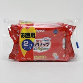 Pigeon ass Knapp rubbing not Tsurun~tsu (emulsion type) 30 pieces × 2-pack for outing