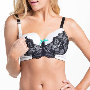 You Lingerie Love Xoxo by You! Lingerie Lace Molded Cups Wireless Nursing Maternity Bra