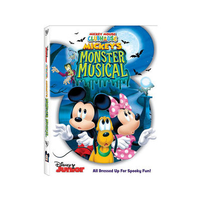Mickey Mouse Clubhouse: Mickey's Monster Musical (Widescreen)