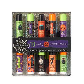 Simple Pleasures 10-pk. Halloween Lip Balm Set, Ovrfl Oth