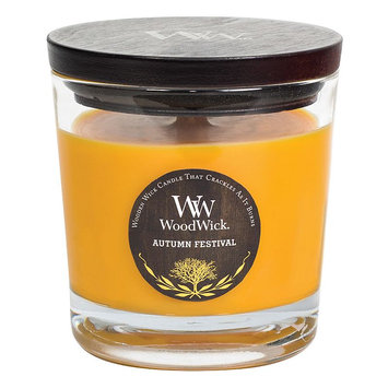 WoodWick Autumn Festival 10.5-oz. Candle Jar, Orange