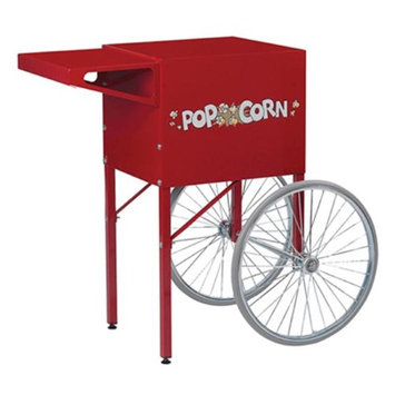 Gold Medal Products Company Gold Medal Products 223829 38.5 in. Popcorn Cart Red