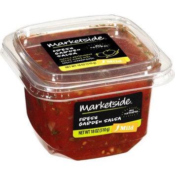 Manufactured For Marketside, A Division Of Walmart Stores, Inc. Marketside Fresh Garden Mild Salsa, 18 oz