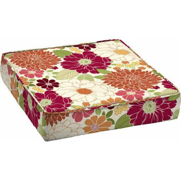 Better Homes and Gardens Outdoor Deep Seat Cushion, Sorbet Floral