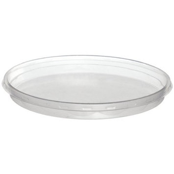 Solo LME6-00090 Clear Mtrine Plastic Food Container Lid Fits ME6RX-00090 (Case of 1000)