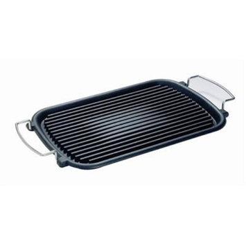 ILSA V175 9 x 14.5 in. Cast Iron Rectangular Grill