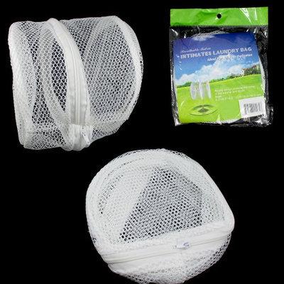 Atb 2 Washing Bras Bag Laundry Underwear Lingerie Mesh Saver Wash Basket Aid Net New