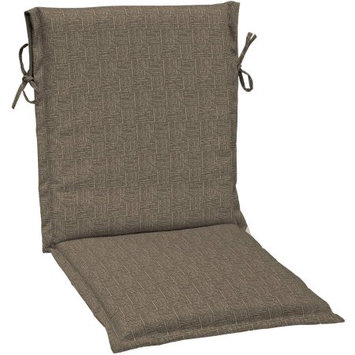 Arden Companies Arden Outdoors Sling Chair Cushion, Brown Woven
