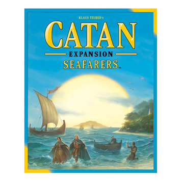 Mayfair Games Catan: Seafarers Game Expansion 5th Edition