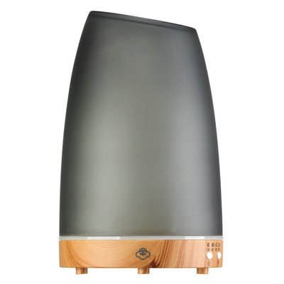 Serene House Large Astro Ultrasonic Aromatherapy Diffuser, Grey