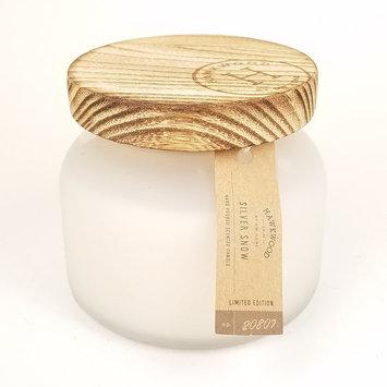 Hawkwood Silver Snow 5.92-oz. Candle Jar, Multicolor