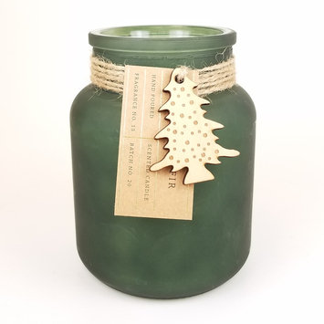 Hawkwood Winter Fir 13.77-oz. Candle Jar, Multicolor