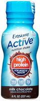 Ensure Active High Protein For Muscle Health ENSURE, ACTIVE HI PROT MUSCLE HLTH CHOC 8OZ