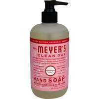 Mrs. Meyer's Clean Day Peppermint Hand Soap