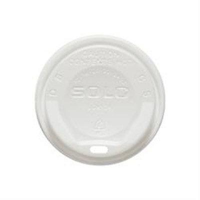 Solo Cup Company Trophy 12-24oz. Plastic Dome Lids, 1,500 Lids (SCC LGXW2)