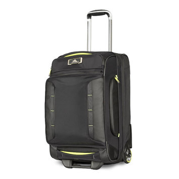 High Sierra AT8 Carry-On Wheeled Duffel Upright Carry-On Wheeled Duffel Upright