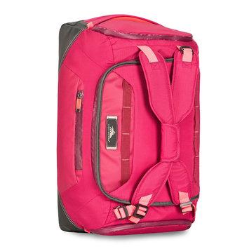 High Sierra AT8 26-in Duffel Backpack - Dahlia / Diva / Raven AT8 26-in Duffel Backpack