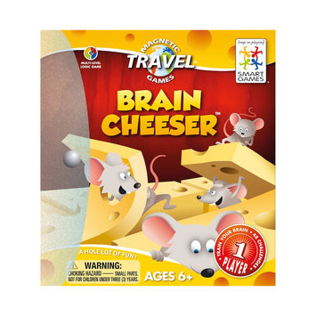 Smart Toys And Games SmartGames Brain Cheeser