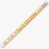 Musgrave Pencil Co Inc MUS2207D 4th Graders Are no. 1 12Pk
