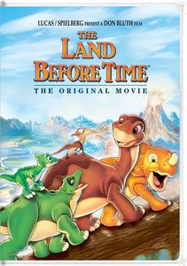 Land Before Time DVD