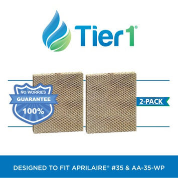 35 Aprilaire Comparable Humidifier Replacement Water Panel by Tier1 (2-Pack)