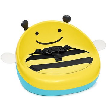 Skip Hop ZOO Booster Seat, Yellow
