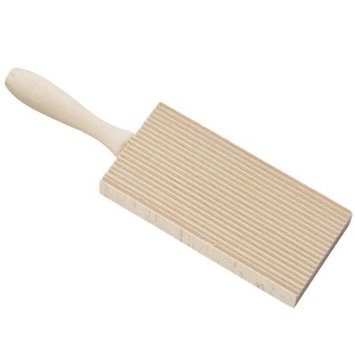 8 Inch Wood Gnocchi Board Made In Italy Pasta Tool