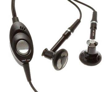 Verizon Samsin 3.5mm Stereo Headset - Universal Earbuds