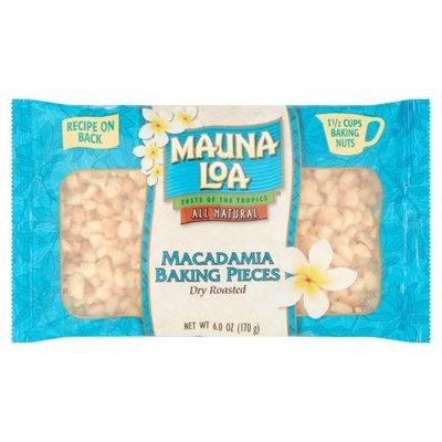 Mauna Loa Macadamia Nut Corp Mauna Loa, Nut Macadmia Baking, 6 Oz (Pack Of 12)