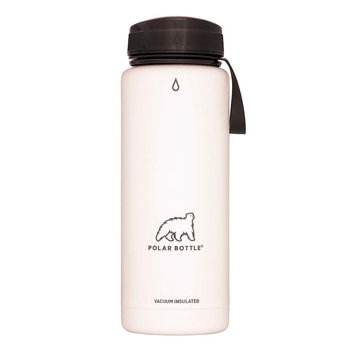 Polar Bottle ThermaLuxe ThermaLuxe 21-oz. Vacuum Insulated Polar Bottle, White