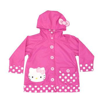 Girls' Hello Kitty Cutie Dot Raincoat