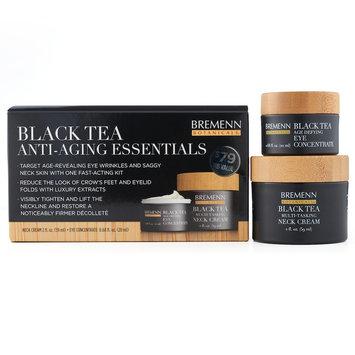 Bremenn Botanicals Black Tea Anti-Aging Essentials Kit, Multicolor