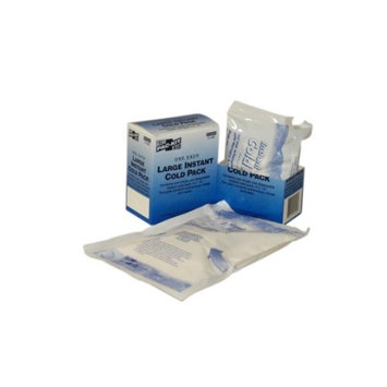 Pac-Kit by First Aid Only 21-400 Instant Cold Pack, Large, 5-1/2