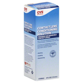 CVS Rigid Gas Permeable Conditioning Solution Regular