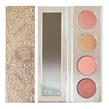 Disney's Beauty and the Beast Cheek Palette by LORAC, Multicolor