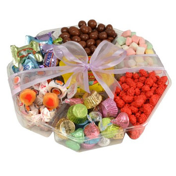 Broadway Basketeers Springtime Easter Gift Tray