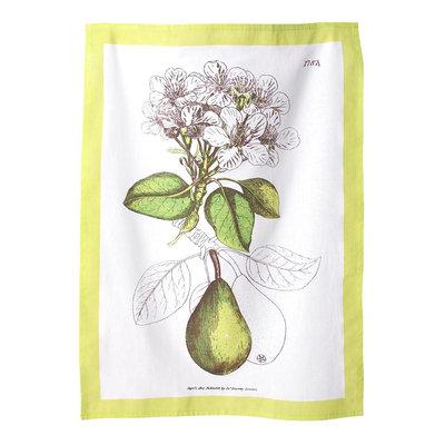 KAF Home Pear Flour Sack Tea Towel, Set of 2