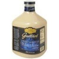Guittard Sweet Ground White Satin Sauce