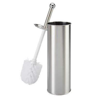 Hold N Storage Toilet Brush With Holder 4658 by Kennedy Home Collectio