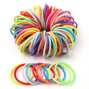 Munax Babys Girls Kids Small Size Hair Bands Elastics Toddler E Hair Accessories Hair Ties