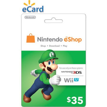 Incomm Nintendo eShop $35 (email delivery)