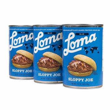 Loma Linda Blue Sloppy Joe (15 oz.) (Pack of 3)