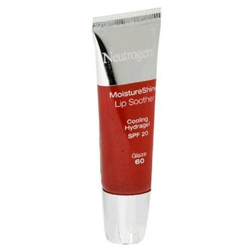 Neutrogena MoistureShine Lip Soother, Glaze [60] 0.35 oz