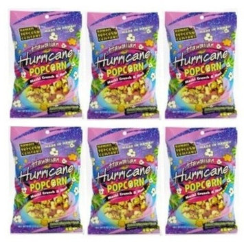 6pk Hawaiian Hurricane Microwave Popcorn