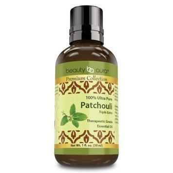 Beauty Aura Premium Collection Patchouli Essential Oil - 1 oz