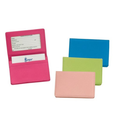 Deluxe Card Holder [Fit : Men's]